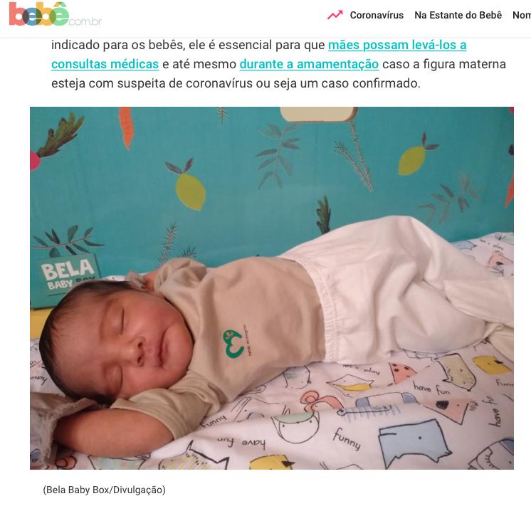 Bebê Abril